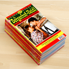 30 Heimat-, Arzt- und Liebesromane in 30 Bänden
