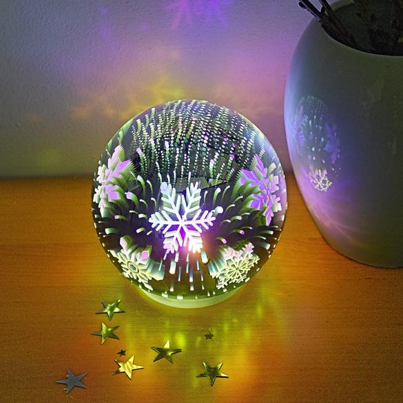 3D-Leuchtkugel