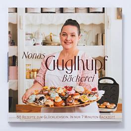"""Backbuch """"Nonas Guglhupf-Bäckerei"""""""