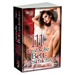 "Buch ""111 erotische Bettgeschichten"""