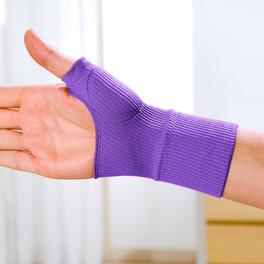 "Daumenschutz ""Lavendel"""