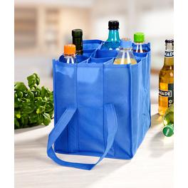 Flaschentragetasche blau