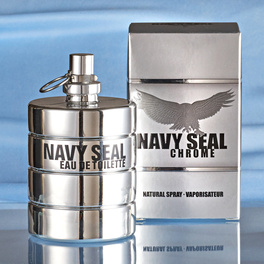 "Herrenduft ""Navy Seal Chrome"""