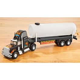 Jumbo-Truck + Williamsbirne