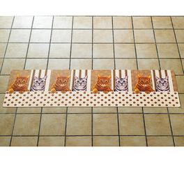 """Küchenteppich """"Kätzchen"""", 50 x 180 cm"""