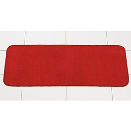 Küchenteppich bordeaux, 50 x 90 cm