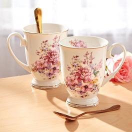 """Kaffeetasse """"Fleur"""""""