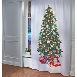 """LED-Gardine """"Weihnachtsbaum"""""""