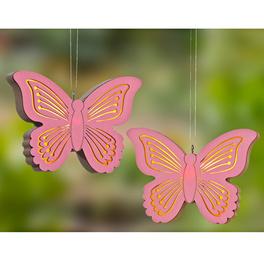 """LED-Hänger """"Schmetterling"""", 13 cm"""