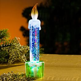 LED-Kerze grün