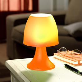 LED-Leuchte orange