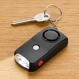 LED-Schlüssel-anhänger mit Alarm