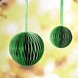 Magnet-Kugel grün, groß