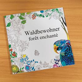 """Malbuch """"Waldbewohner"""""""