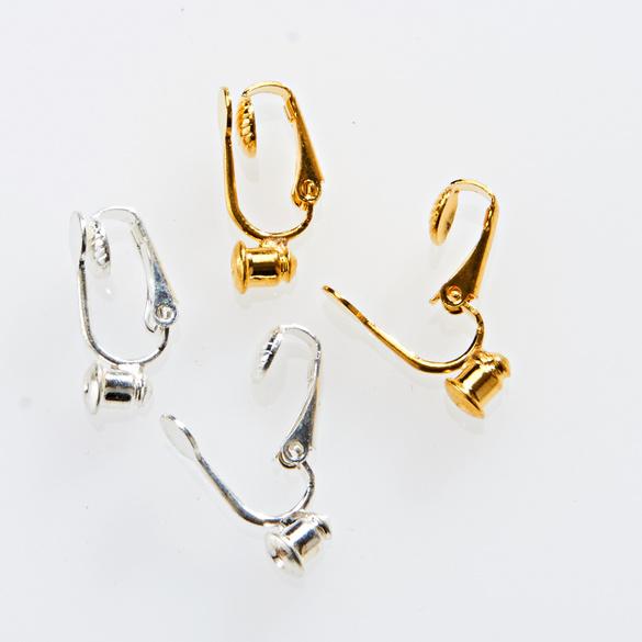 Ohrring-Clips, 4er-Set