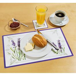 "Platz-Set ""Lavendel"", 12-tlg."
