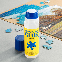 Puzzle-Kleber