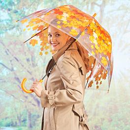 """Regenschirm """"Laub"""""""