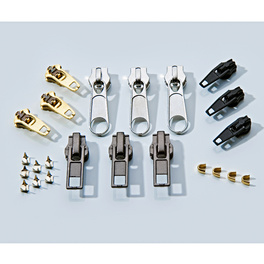 Reißverschluss-Reparatur-Set