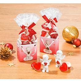 Süße Tüte mit Liebesengel, 2er-Set