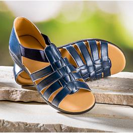 """Sandale """"Mina"""" blau"""