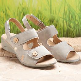 "Sandalette ""Clara"" grau"
