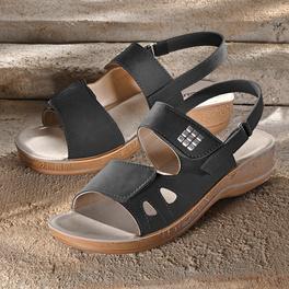 """Sandalette """"Lene"""" schwarz"""