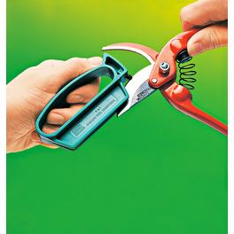 Schärfgerät für Gartengeräte