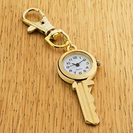 """Schlüsselanhänger """"Uhr"""""""