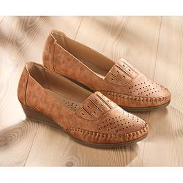 "Schuh ""Agnes"" braun"
