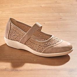 """Schuh """"Anja"""" beige"""