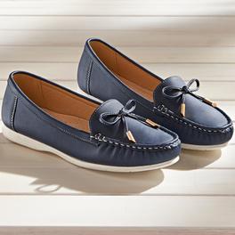 "Schuh ""Susi"" navy"