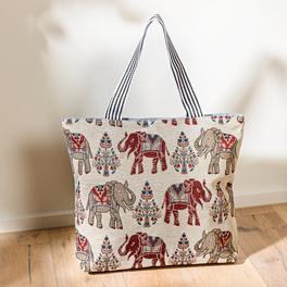 "Shoppertasche ""Elefanten"""