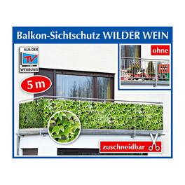 """Sichtschutz """"Wilder Wein"""""""