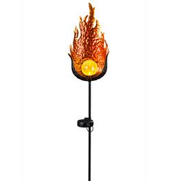"""Solarleuchte """"Feuer"""""""