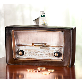 "Spardose ""Radio"""