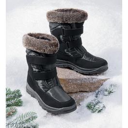 """Stiefel """"Snow"""" schwarz"""