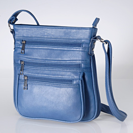 "Tasche ""Rosi"" blau"