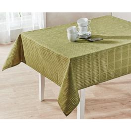 Tischdecke grün, 140 x 180 cm