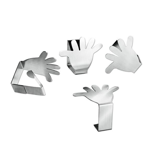 Tischtuchhalter 4er-Set