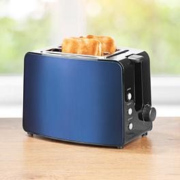 Toaster blau
