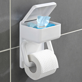 Toilettenpapierhalter 2-in-1