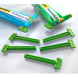 Tubenschlüssel grün, 5er-Set
