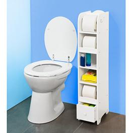 WC-Rollen-Regal