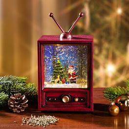 Weihnachtsfernseher