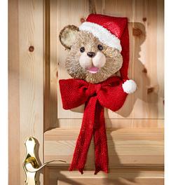 "XL Weihnachtsteddy ""Bobby"""