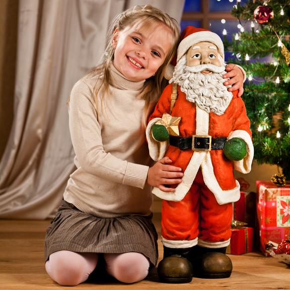 XXL-Weihnachtsmann