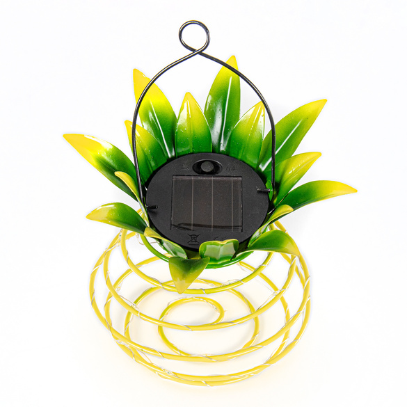 "Solarleuchte ""Ananas"""
