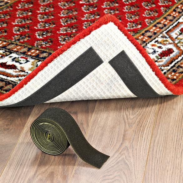 Antirutsch-Teppichband schwarz
