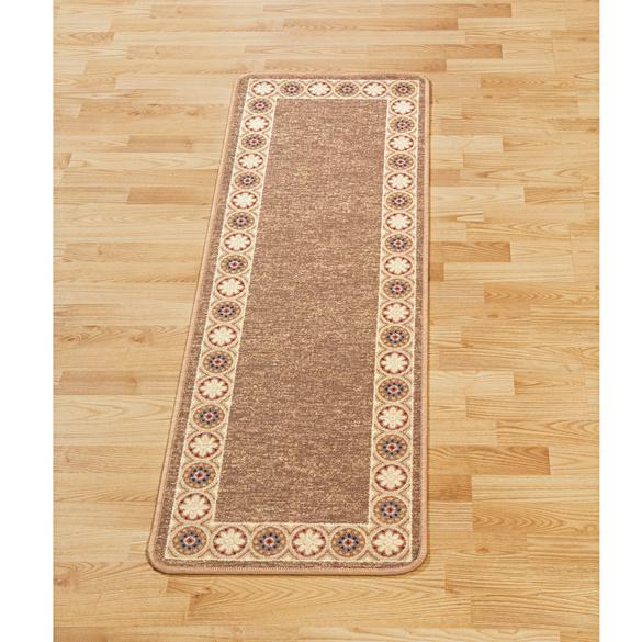 """Teppich """"Classico"""" beige, 50 x 150 cm"""